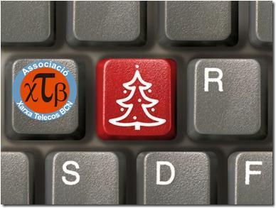 La Xarxa us vol desitjar un bon Nadal!