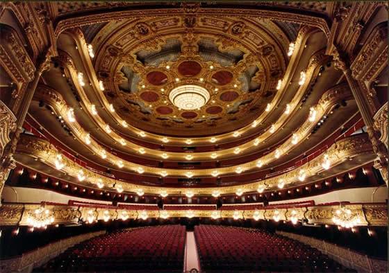 Visita Tècnica al Gran Teatre del Liceu
