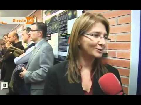 Video: visita als Laboratoris de l' ETSETB