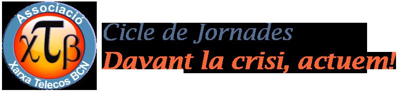 Xarxa Telecos BCN - Davant la crisi, actuem!
